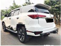 Jual Toyota Fortuner SRZ harga baik