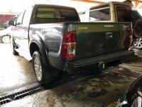 Toyota Hilux 2012 dijual cepat