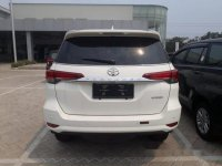 Toyota Fortuner 2019 bebas kecelakaan