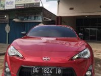 Jual Toyota 86 2014 Automatic