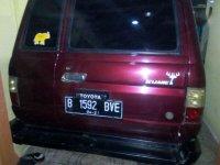 Toyota Kijang 1993 dijual cepat