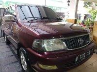Jual Toyota Kijang 2013 Manual