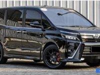 Toyota Voxy 2018 dijual cepat