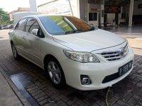Jual Toyota Corolla Altis 2013 harga baik
