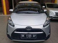 Toyota Sienta G bebas kecelakaan