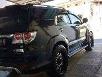 Jual Toyota Fortuner TRD G Luxury harga baik