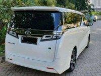 Toyota Vellfire 2018 dijual cepat