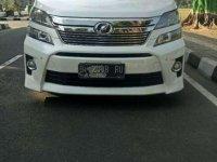 Jual Toyota Vellfire 2012 Automatic