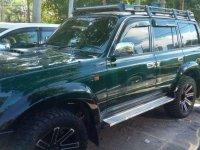 Toyota Land Cruiser 1996 bebas kecelakaan