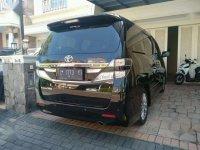 Butuh uang jual cepat Toyota Vellfire 2014
