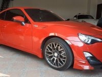 Jual Toyota 86 2015 Automatic