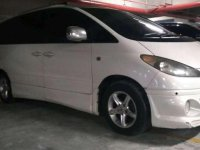 Toyota Estima 2.4 Automatic dijual cepat