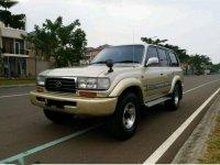 Toyota Land Cruiser 1997 bebas kecelakaan