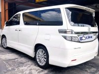 Toyota Vellfire 2012 dijual cepat