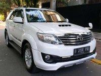 Jual Toyota Fortuner 2012, KM Rendah