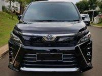 Toyota Voxy 2018 bebas kecelakaan