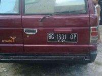 Toyota Kijang 1990 dijual cepat
