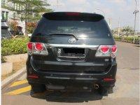 Jual Toyota Fortuner 2013, KM Rendah