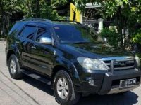 Jual Toyota Fortuner 2007 Manual