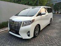 Toyota Alphard G dijual cepat