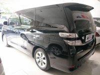 Butuh uang jual cepat Toyota Vellfire 2010