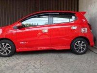 Toyota Agya TRD Sportivo dijual cepat