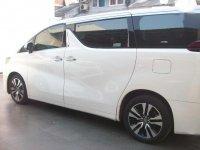 Butuh uang jual cepat Toyota Alphard 2018