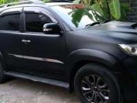 Toyota Fortuner TRD G Luxury bebas kecelakaan