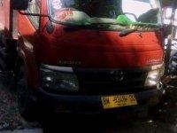 Toyota Dyna 2013 bebas kecelakaan