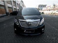 Jual Toyota Alphard 2014, KM Rendah