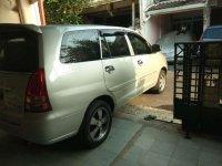 Jual Toyota Kijang Innova E 2.0 harga baik