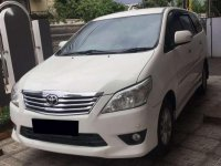 Toyota Kijang 2013 bebas kecelakaan