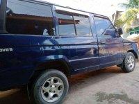 Toyota Kijang LX bebas kecelakaan