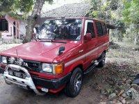Toyota Kijang SX dijual cepat