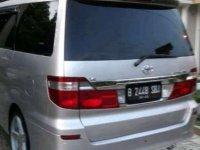 Jual Toyota Alphard 2003, KM Rendah