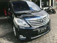 Jual Toyota Alphard 2013 harga baik