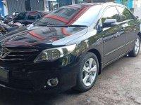 Toyota Corolla Altis E bebas kecelakaan