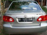 Jual Toyota Corolla Altis 2003 Manual