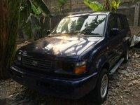 Toyota Kijang LSX dijual cepat