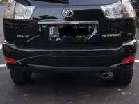 Jual Toyota Harrier 2011, KM Rendah