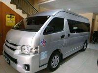 Toyota Hiace bebas kecelakaan