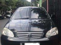 Toyota Corolla Altis J dijual cepat