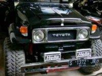 Jual Toyota Hardtop 1980, KM Rendah