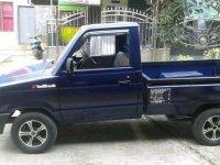 Toyota Kijang Pick Up 1990 bebas kecelakaan