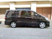 Butuh uang jual cepat Toyota Alphard 2007