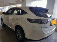 Toyota Harrier 2015 dijual cepat