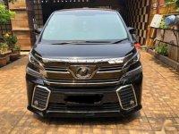 Jual Toyota Vellfire 2017, KM Rendah