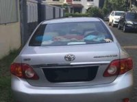 Jual Toyota Corolla Altis 2009 Manual