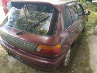 Toyota Starlet 1992 bebas kecelakaan