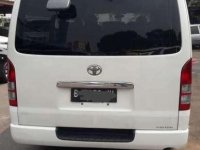 Toyota Hiace 2008 bebas kecelakaan